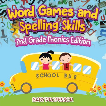 Halloween Games For 2nd Grade (Word Games and Spelling Skills 2nd Grade Phonics)