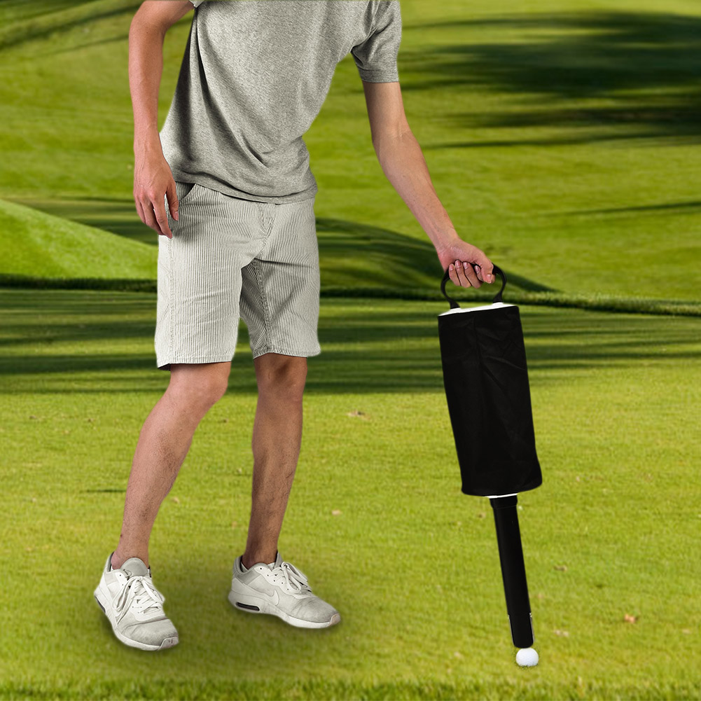 Gupbes Golf Ball Picker,Portable Golf Ball Picker Pick-Ups Retrievers  Pocket Storage Bag Scooping Device,Golf Picker - Walmart.com - Walmart.com