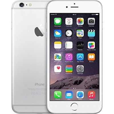 Refurbished Apple iPhone 6 Plus A1522 16GB Silver - Verizon Wireless