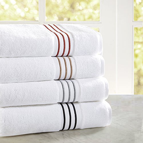 Home Essence Belmont 700GSM Embroidered Cotton Towel Set by E&E Co.Ltd