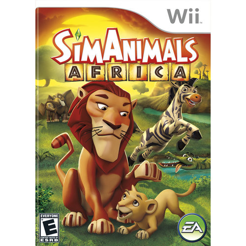Electronic Arts SimAnimals: Africa (Wii)