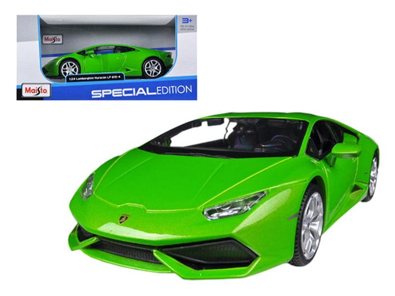 Lamborghini Huracan LP610-4 Green 1 24 Diecast Model Car by Maisto by Maisto