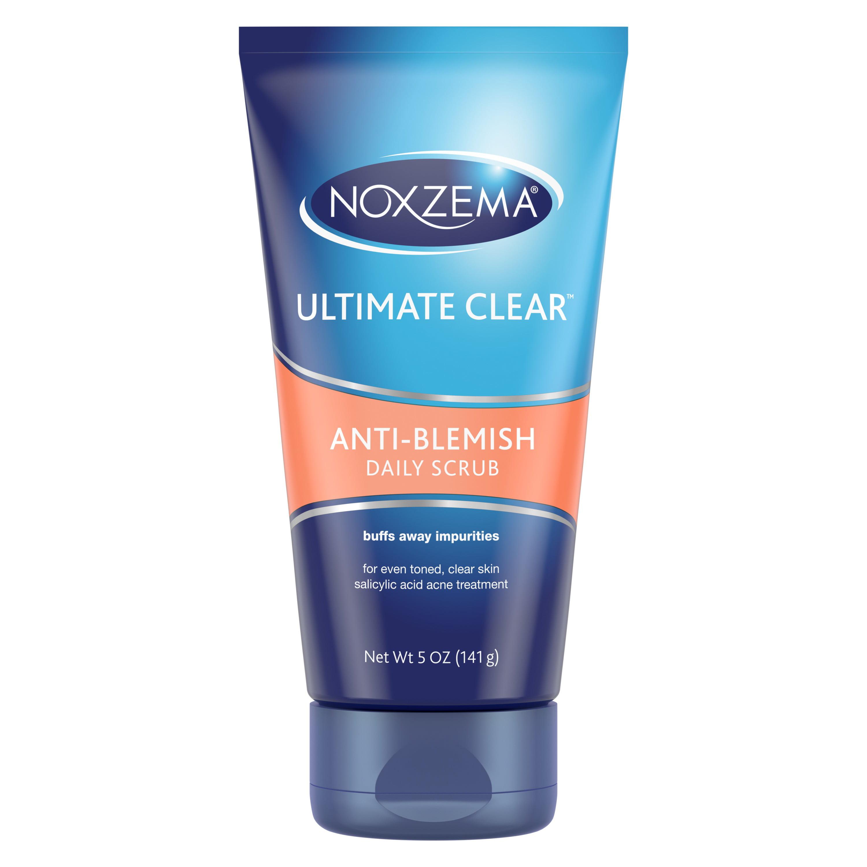 Noxzema Face Scrub Anti Blemish 5 oz