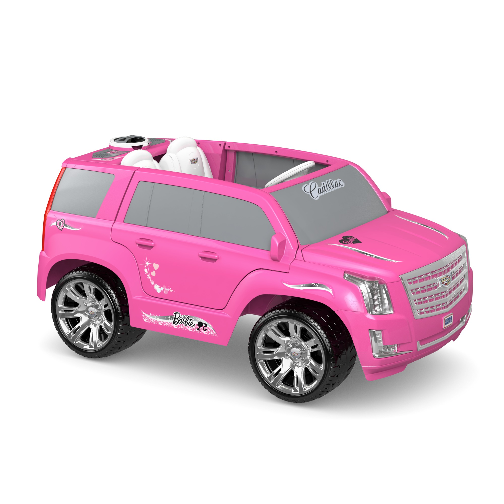 power wheels barbie cadillac escalade walmart com walmart com power wheels barbie cadillac escalade