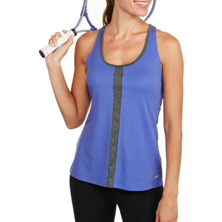 86011e15155b8 Avia - Women s Active Fashion Texture Tank with Back Straps - Walmart.com
