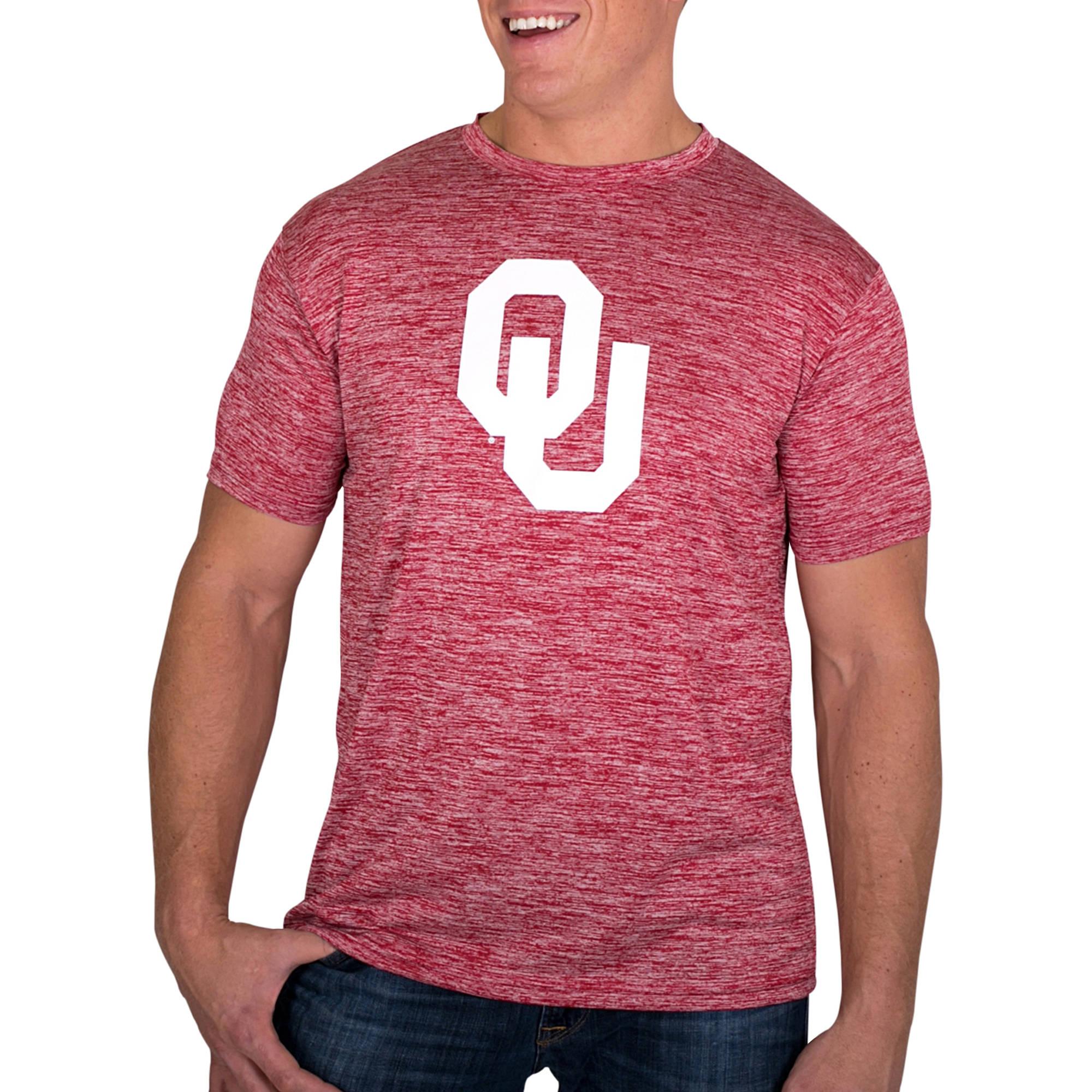 Russell NCAA Oklahoma Sooners Big Men's Impact T-Shirt