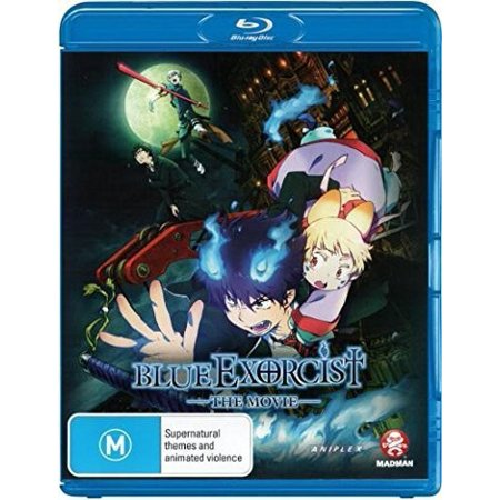 Blue Exorcist the Movie (Blu-ray)