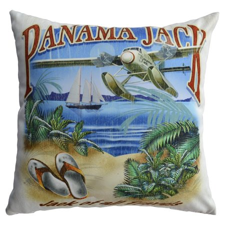 Outdoor Jack Of All Travels Throw Pillow - Set of