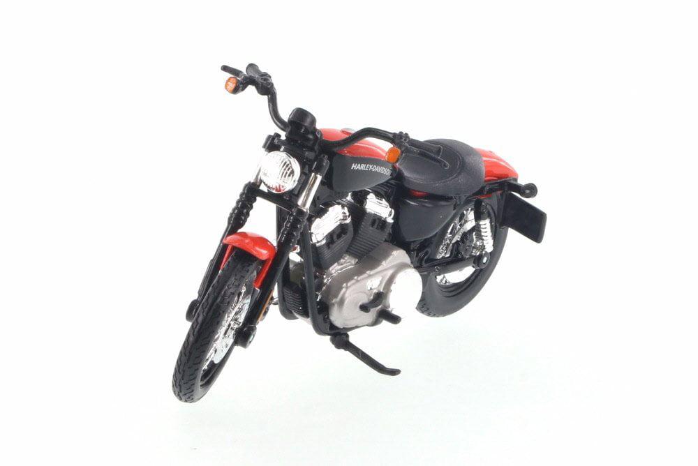 2007 Harley Davidson XL 1200N Nightster, Black Maisto 31360 31 1 18 Scale Diecast Model... by Maisto