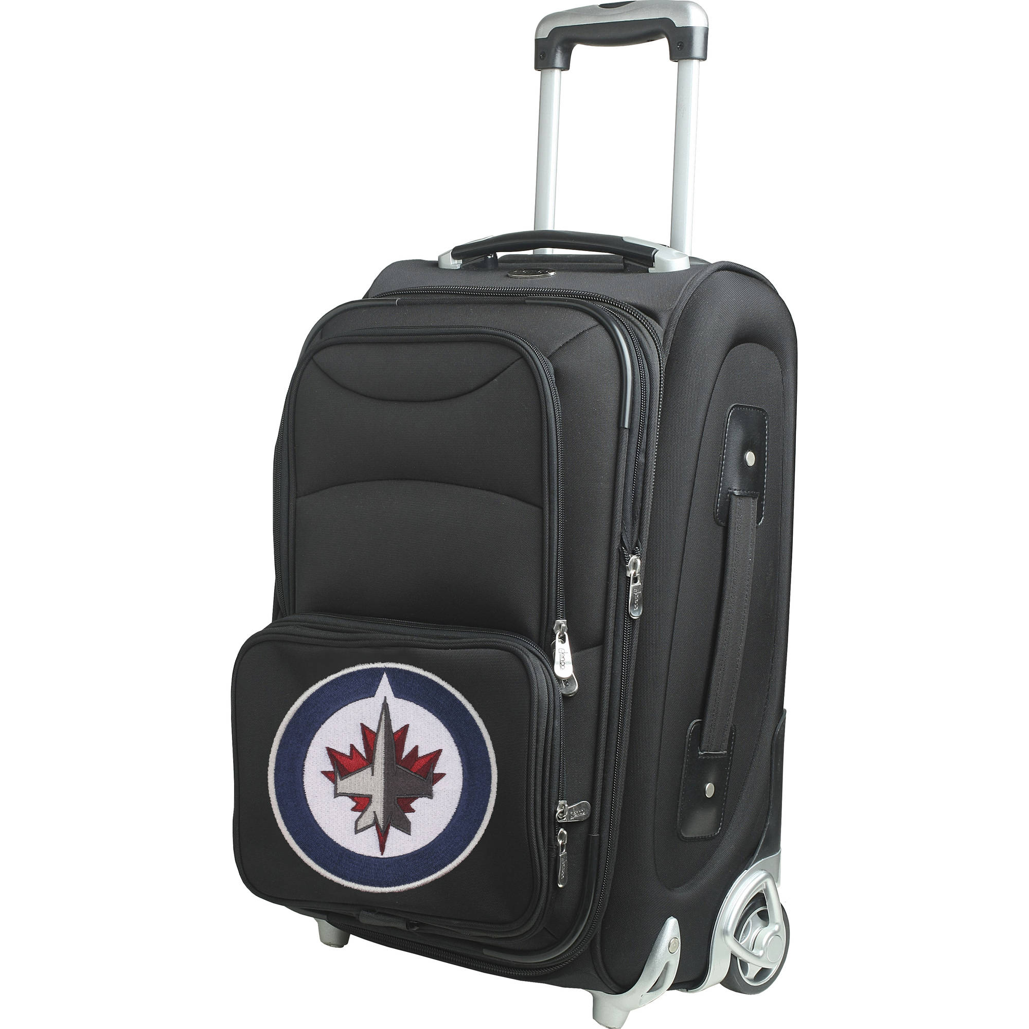"Denco NHL 21"" Carry-On, Winnipeg Jets by Mojo Licensing"