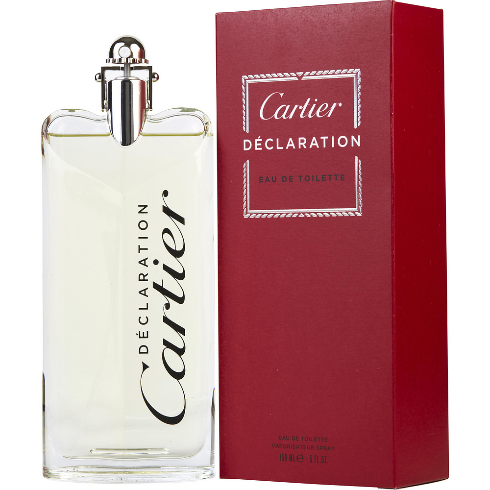 Best Declaration Eau De Toilette Spray 5.0 Oz / 150 Ml deal
