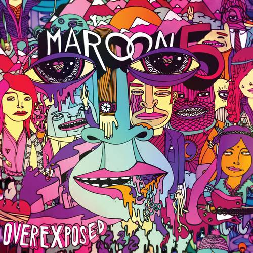 Overexposed (Deluxe Version) (Edited)