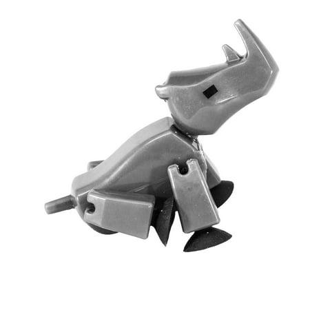 Stikbot Rhino (Color may vary) - Rocksteady Rhino