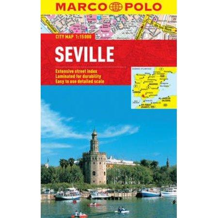 Marco Polo Seville City Map
