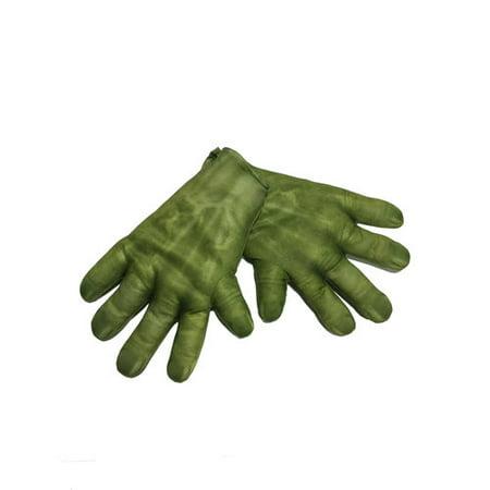 Avengers 2 Hulk Gloves Child Halloween Accessory