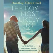 The Boy Most Likely To - Audiobook