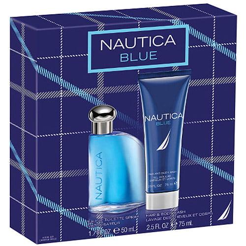 Nautica Blue Eau de Toilette & Body Wash Gift Set, 2 pc