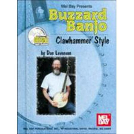 Mel Bay Presents Buzzard Banjo: Clawhammer Style