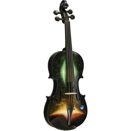Ride Violin - Rozanna's Violins Galaxy Ride Series Violin Outfit 4/4