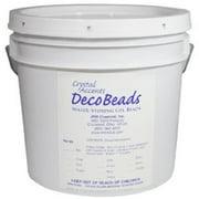 JRM Chemical DB-C05 Deco Beads 5 lb pail Clear