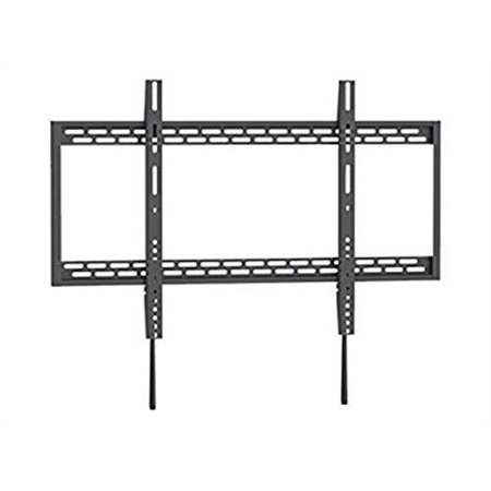 (Refurbished Ergotech LD Series X-Large Heavy-Duty Fixed - Wall mount for curved LCD TV - screen size: 60-inch-100-inch)