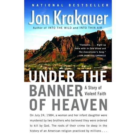 Under The Banner Of Heaven Movie (Under the Banner of Heaven : A Story of Violent)