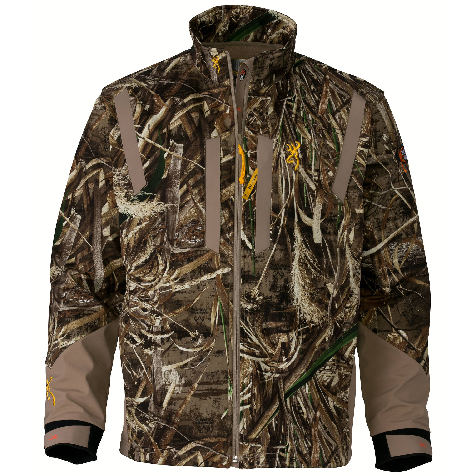 Browning Wicked Wing Windkill Jacket, Realtree Max 5