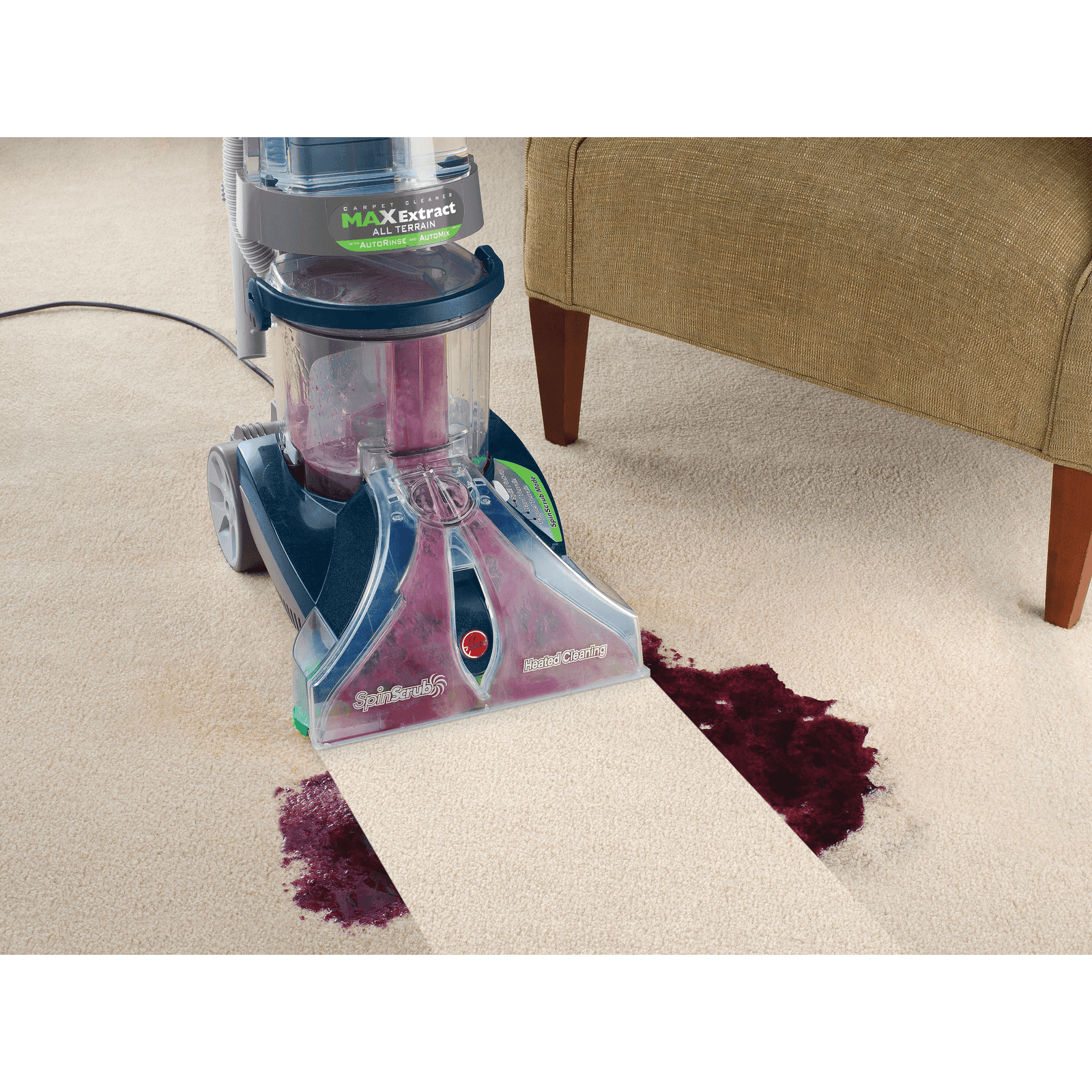 3215a1995a1 Hoover Max Extract All Terrain Carpet Cleaner