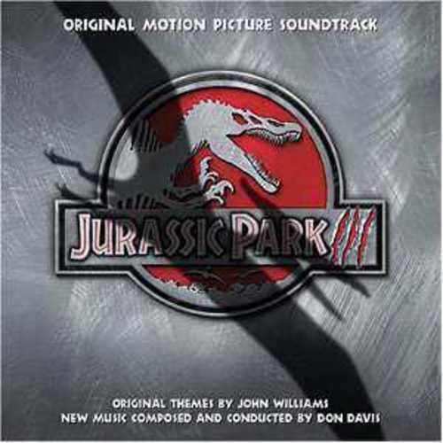 JURASSIC PARK III [ORIGINAL MOTION PICTURE SOUNDTRACK] [044001432521]