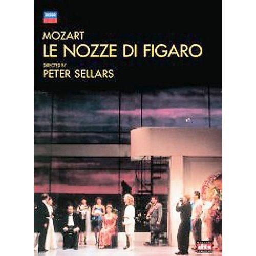 Mozart: Le Nozze Di Figaro: Peter Sellars / Craig Smith: Vienna Philharmonic Orchestra
