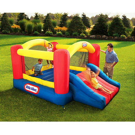 (Little Tikes Jump 'n Slide Bouncer)