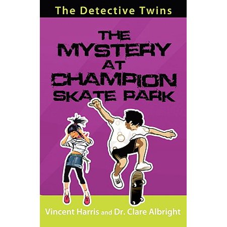 Harris Twins (The Detective Twins the Mystery at Champion Skate)