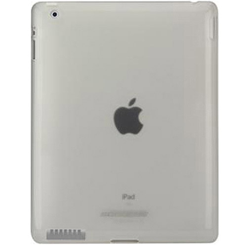 SCOSCHE IPD2TPUC2 iPad(R) 2 Flexible Rubber Smart Case (Clear)