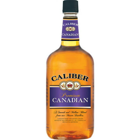 Caliber Canadian Whiskey, 1.75 L