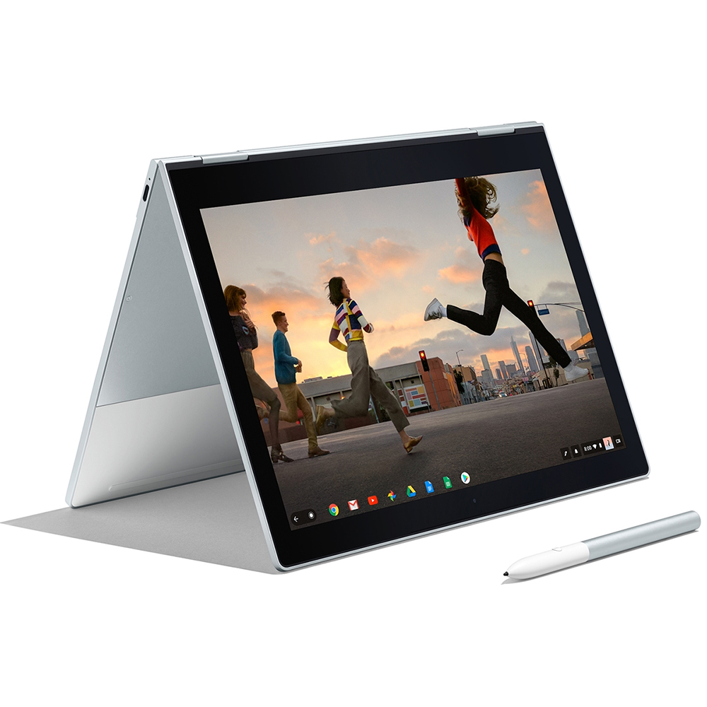 "Google Pixelbook 12.3"", 2-in 1 Touchscreen Display, Intel Core i7 Processor, 16GB, 512GB MC Storage, GA00124-US"
