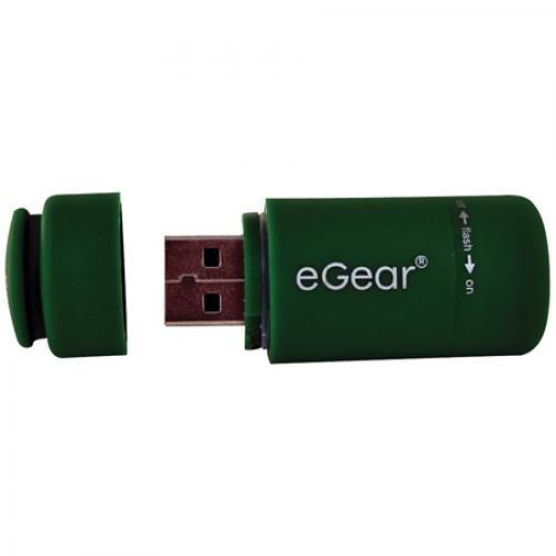 Essential Gear 21-1500-00 Jolt Usb Mini Light Blue