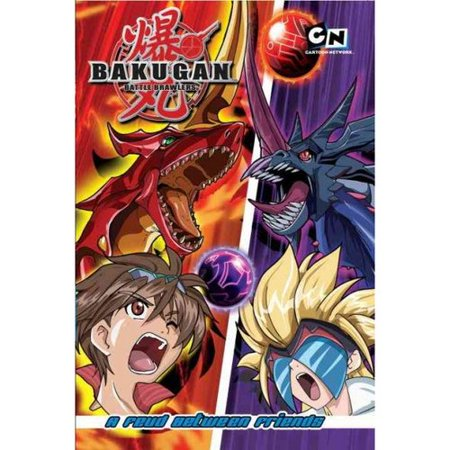 Bakugan Battle Brawlers 3: A Feud Between Friends