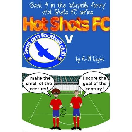 Hot Shots FC v Semi Pro FC - eBook