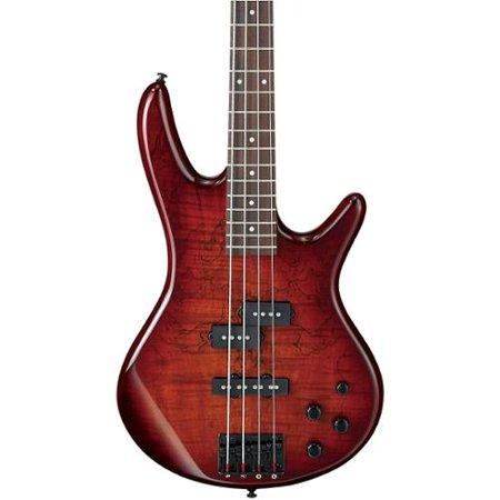 Ibanez GSR200SM Bass Guitar (Charcoal Brown Burst) ()