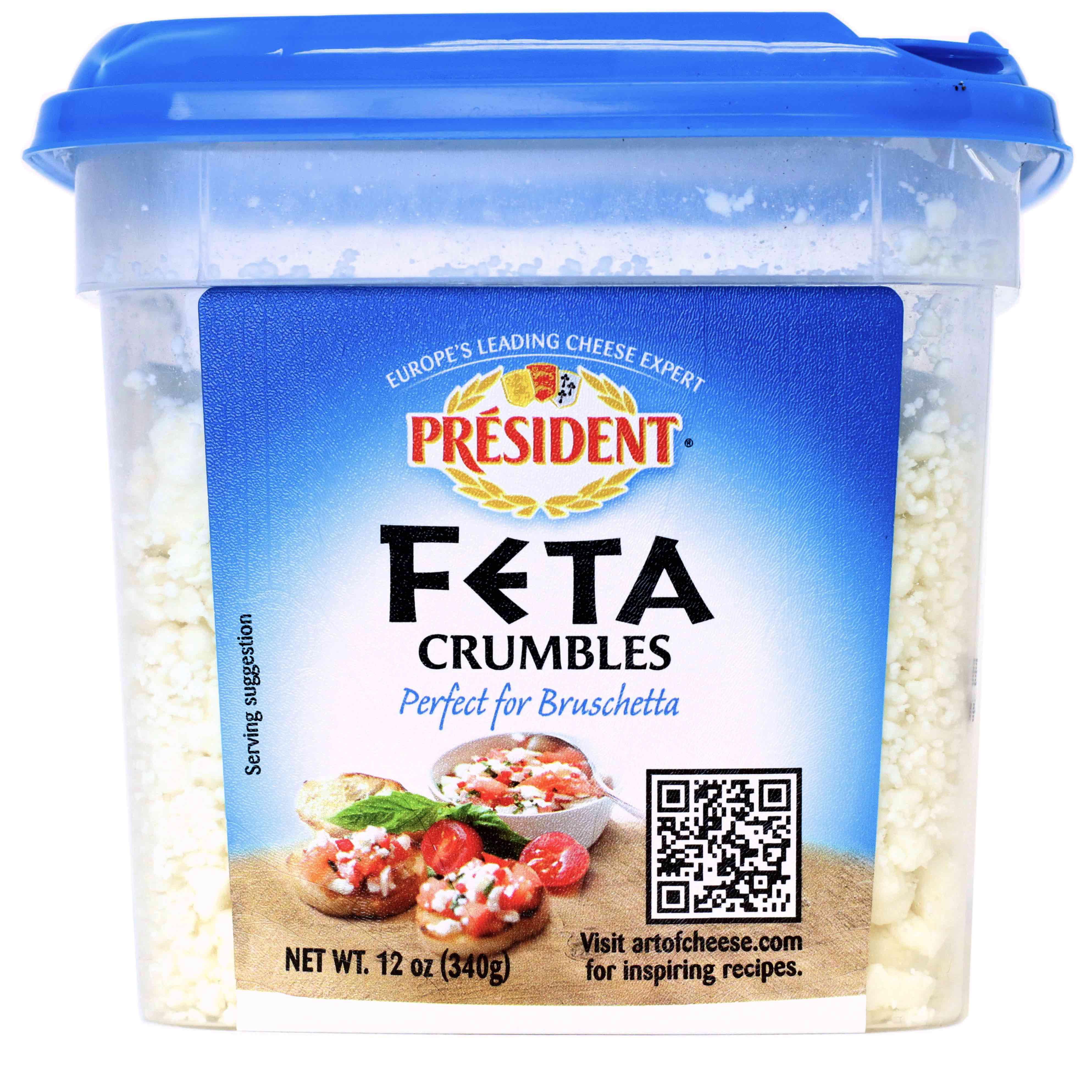 president feta cheese nutrition  nutritionwalls
