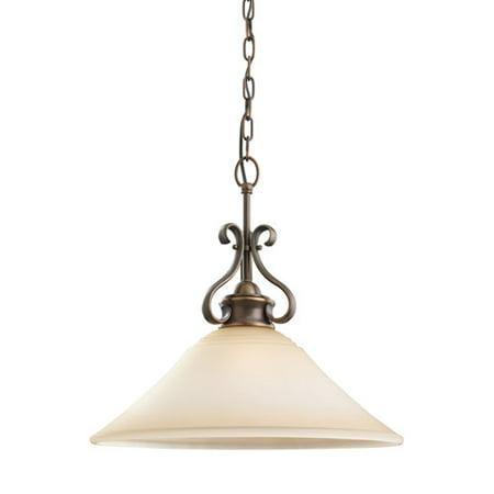 Parkview Pendant Lighting - Parkview Russet Bronze Energy Star LED Pendant