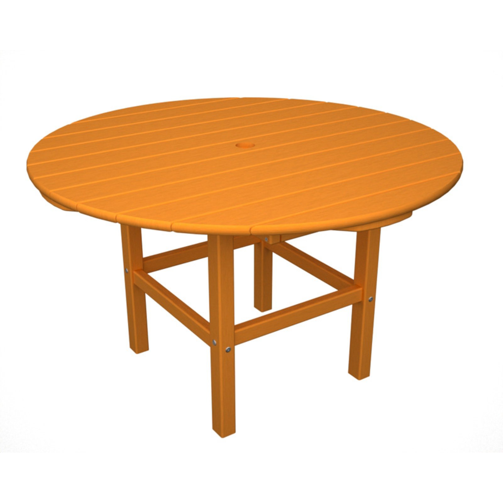 POLYWOOD® Kids Recycled Plastic 38 in. Dining Table
