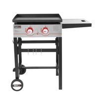 Royal Gourmet GB2000 Flat Top Gas Grill Griddle, for Outdoor Cooking while Camping or Tailgating