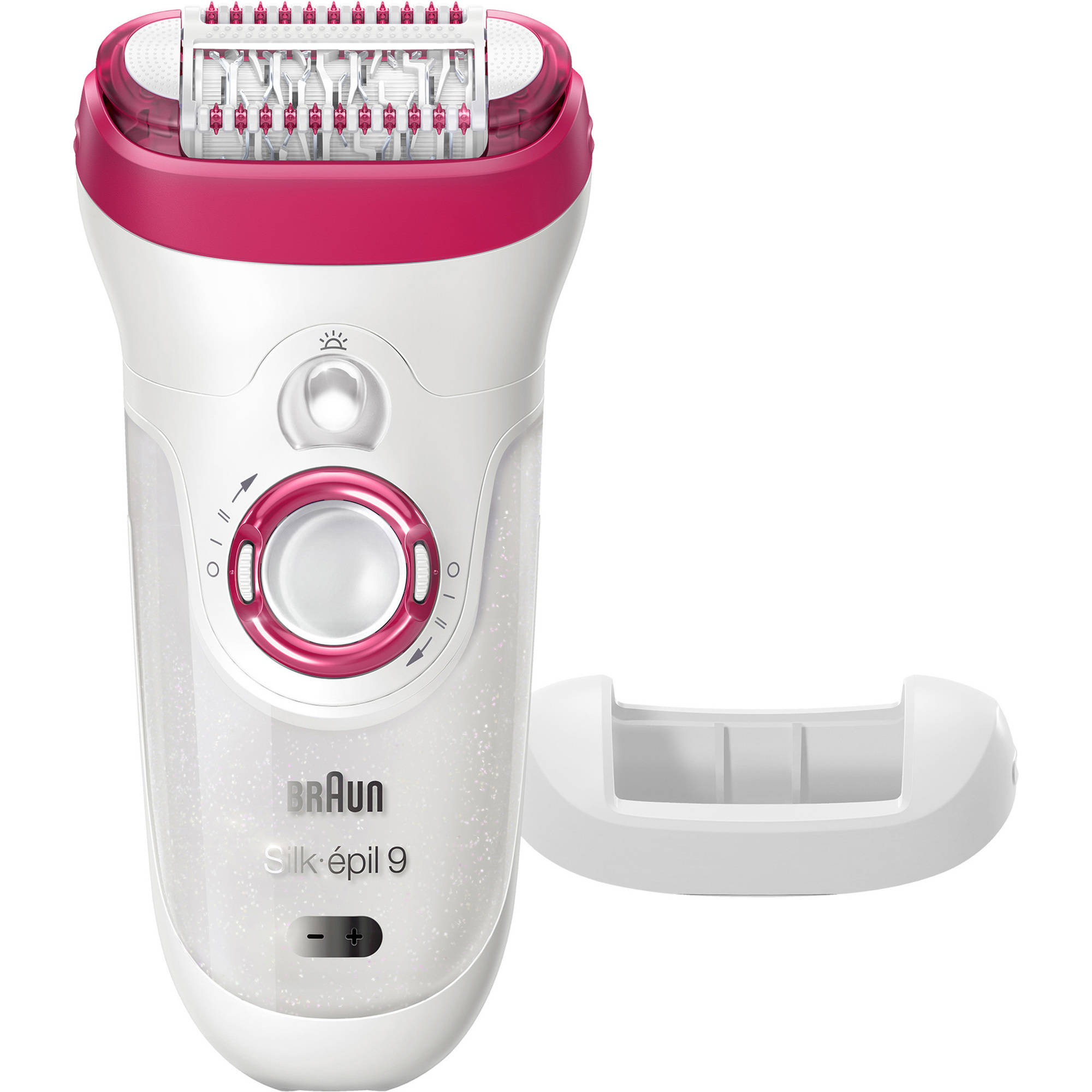 Braun Silk-epil 9 9-521 Wet & Dry Cordless Epilator