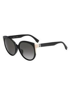 1934cce4095 Product Image Sunglasses Fendi 144  F S 029A SHN BLACK