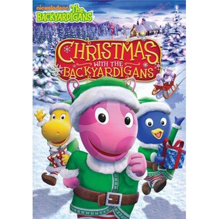 The Backyardigans: Christmas with the Backyardigans - Backyardigans Halloween Movie