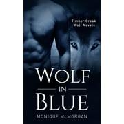 Wolf in Blue - eBook