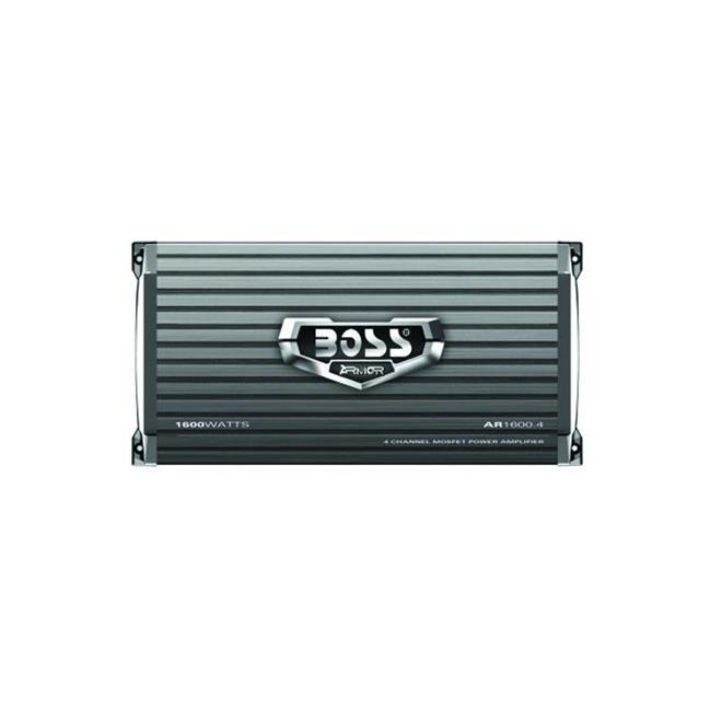 ARMOR 1600 Watts, 4-Channel Amplifier - AVA-AR1600. 4