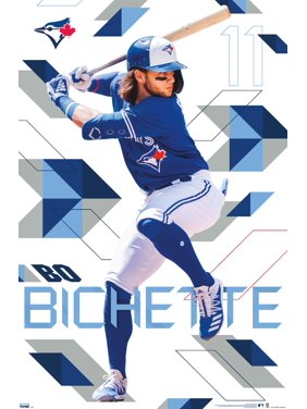 MLB Toronto Blue Jays - Bo Bichette Poster