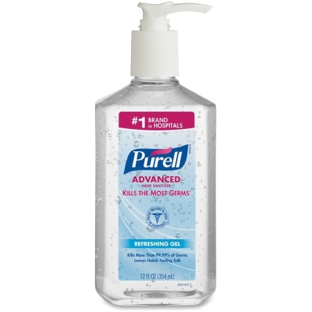 GOJO PURELL Hand Sanitizer - 3659-12CS - 12 Each / Case